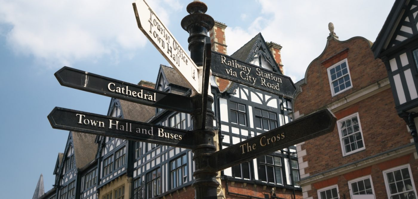 Chester ranks third best city for First-Time Buyers