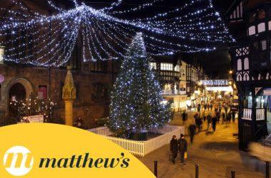 Chester Christmas Parades & Fairs