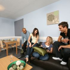 Students in Houseshare