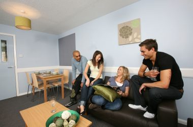 The benefits of renting a private house share as a Chester University student
