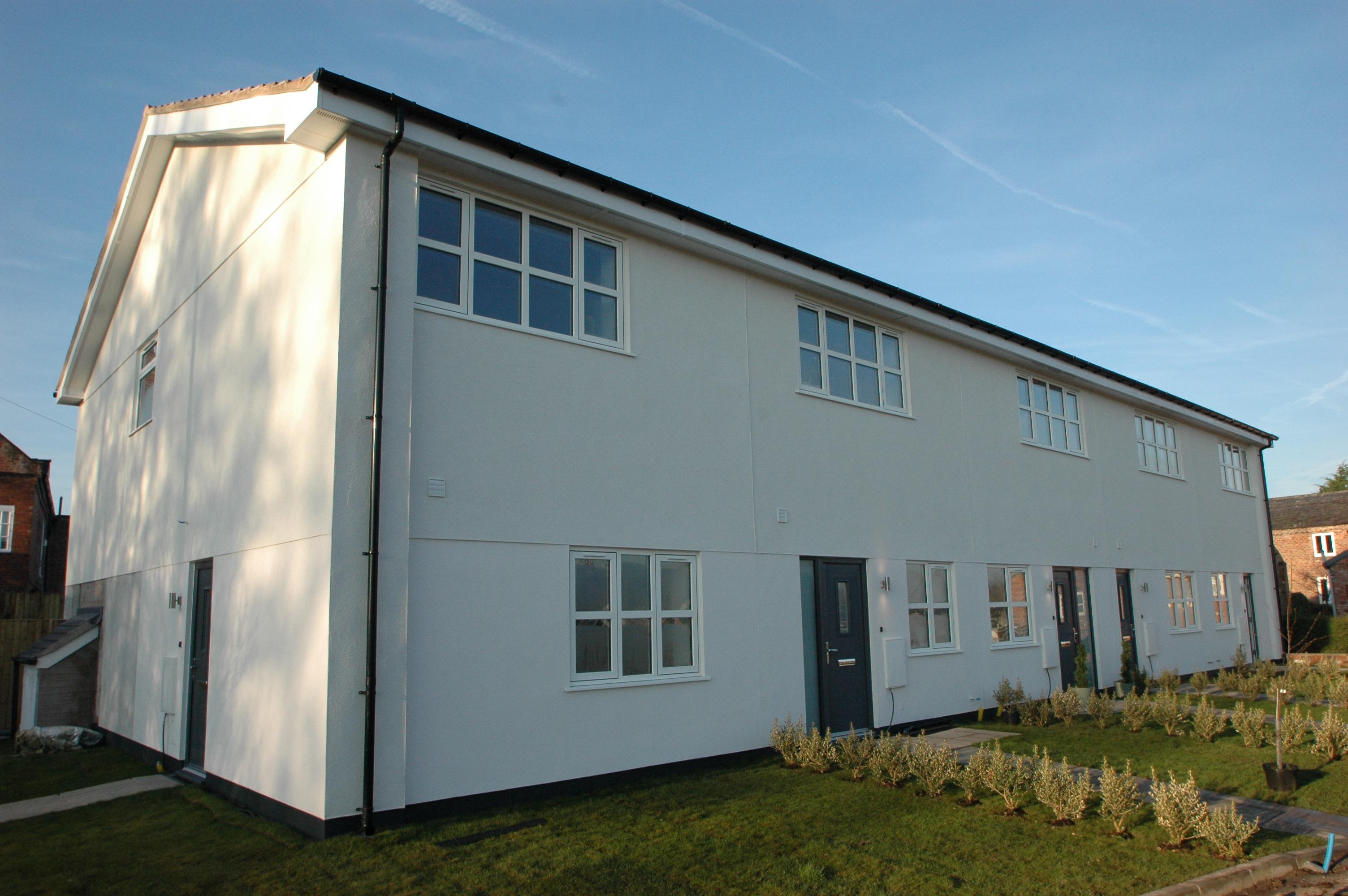 Mollington Grange Development Chester