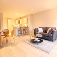 Mollington Grange living space