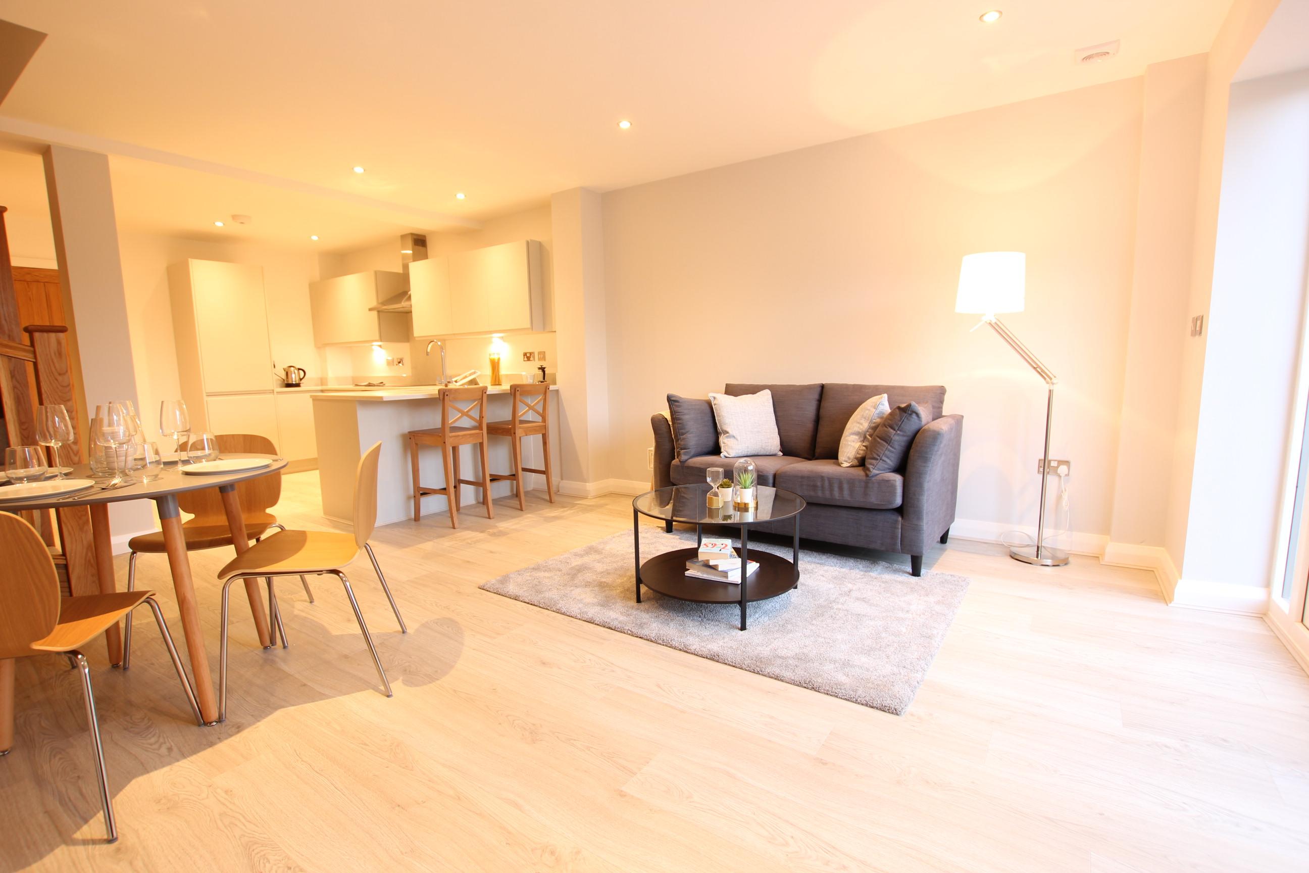 Mollington Grange living room