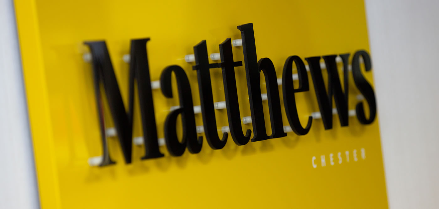 Why Matthews?