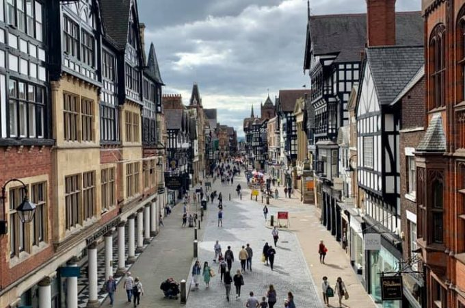 Buying property and moving to Chester