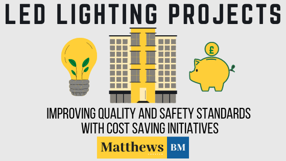 Energy Savings for Communal Areas with Smart LED Lighting Solutions
