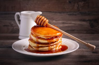 The best pancake recipe – true American style!