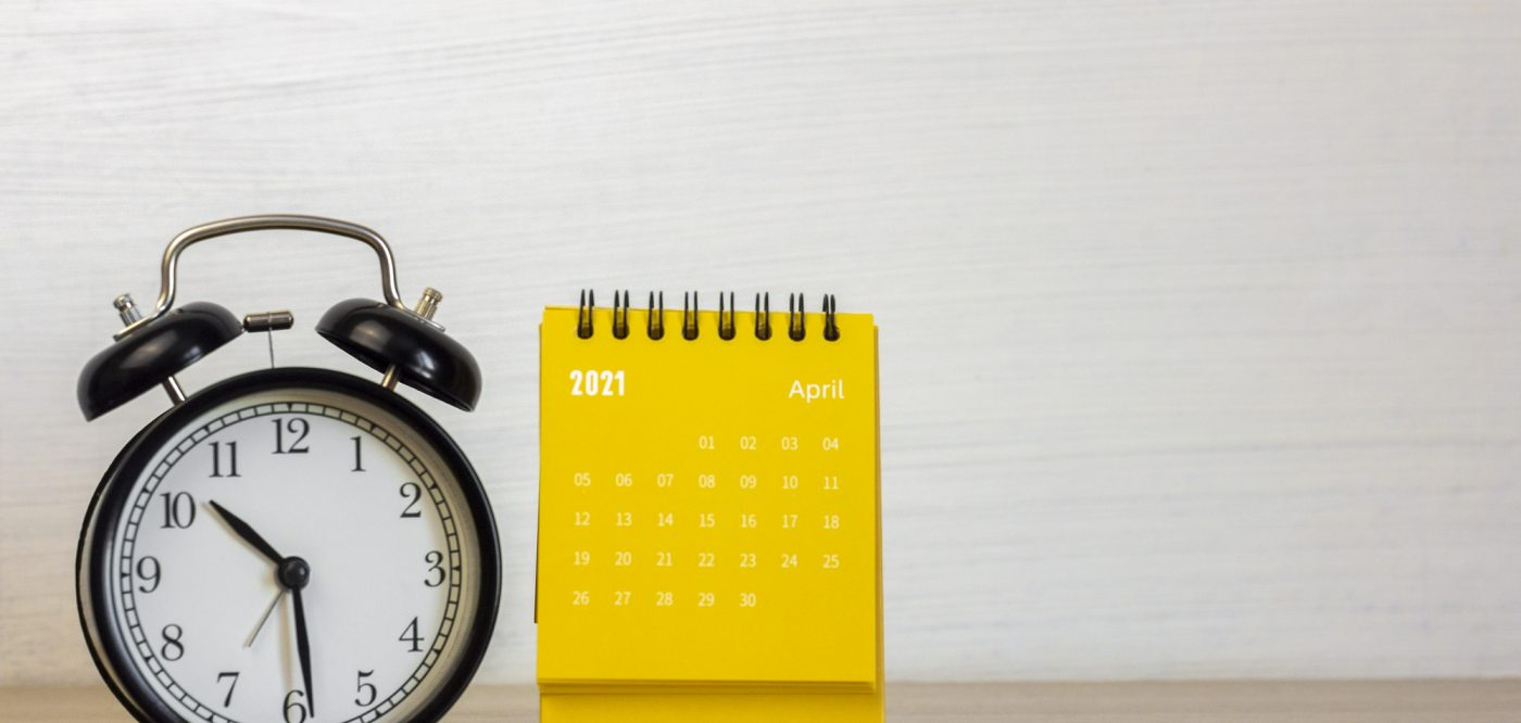 Key dates for Landlords in 2021